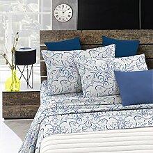 Fantasy Italian Bed Linen Bettwäsche, Ornato,