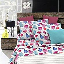 Fantasy Italian Bed Linen Bettwäsche, Petali,
