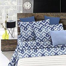 Fantasy Italian Bed Linen Bettwäsche, Rombi,
