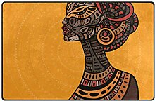 FANTAZIO Fantasazio Teppich mit afrikanischem