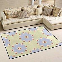 FANTAZIO Teppich für Ecken und Kanten,