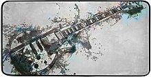 FANTAZIO Teppich, für Gitarre/Instrument/Musik,