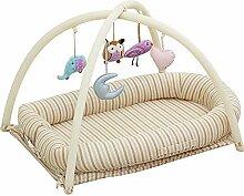 Fanvone-BB Tragbares Babybett Babywiege for Bett