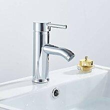 FAPPT Wasserhahn Bad Wasserhahn Chrom Waschbecken