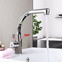 FAPPT Wasserhahn Bad Wasserhahn Messing Chrom