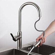FAPPT Wasserhahn Küchenarmatur ausziehen