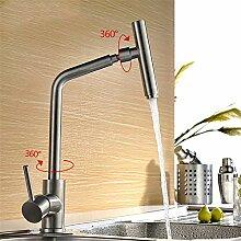 FAPPT Wasserhahn Küchenarmatur Wassermischer Kran