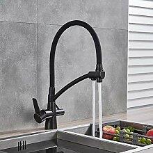 FAPPT Wasserhahn Küchenreinigung Flexible