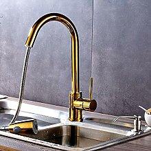 FAPPT Wasserhahn Luxus-Küchenarmatur mit