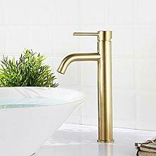 FAPPT Wasserhahn Nordischen Stil Messing golden