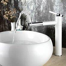 fapully Touch auf Waschbecken Wasserhahn mit