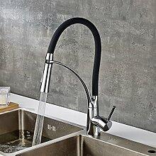 Fapully Wasserhahn Küchenarmatur Küche Mischbatterie Spüle Waschtisch Waschbecken Armatur für Küche Einhebelarmatur küchenspüle Chrom