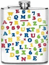 Farbe Englisch Alphabet Anzahl Outdoor Tragbare