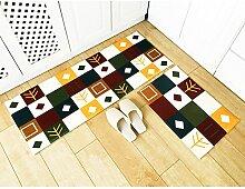 Farbe Küchenteppich Saugfähig Ölbeständig