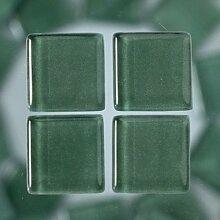 Farbenfrohe Kieselsteine aus Glas, 20x 20mm,
