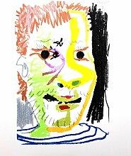 Farbenfrohes Le Goût de Bonheur Gemälde von