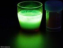 Farbstoffpigment Konzentrat 50g (grüngelb) - Schwarzlicht, Farbstoff, UV, Neon
