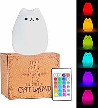 Farbwechsel Katze Lampe: Cute Lamp with Best