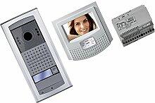Farfisa Videosprechanlage Einfamilienhaus 2 Draht Busverkabelung, 1 Stück, ML2002AGLE