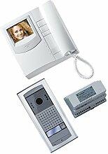 Farfisa Videosprechanlage Einfamilienhaus 2 Draht Busverkabelung, 1 Stück, EX3252AGLE