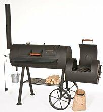 Farmer Grill Classic BBQ-Smoker FG-400-L52