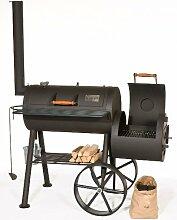 Farmer Grill Profi BBQ-Smoker FG-400-K82