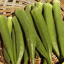 Farmerly 1/4 Lb Emerald Okra Seeds