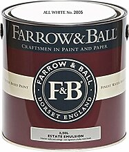 Farrow & Ball Estate Emulsion 2,5 Liter - ALL