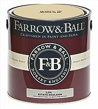 Farrow & Ball Estate Emulsion 2,5 Liter - ARCHIVE No. 227