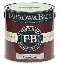 Farrow & Ball Estate Emulsion 2,5 Liter - BORROWED