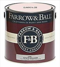 Farrow & Ball Estate Emulsion 2,5 Liter - CALAMINE