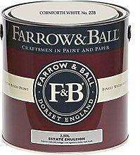 Farrow & Ball Estate Emulsion 2,5 Liter -