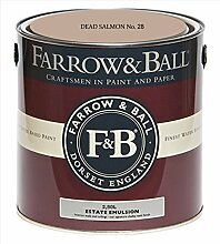Farrow & Ball Estate Emulsion 2,5 Liter - DEAD