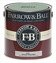 Farrow & Ball Estate Emulsion 2,5 Liter - GREEN
