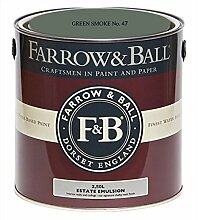 Farrow & Ball Estate Emulsion 2,5 Liter - GREEN