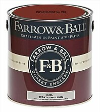 Farrow & Ball Estate Emulsion 2,5 Liter - INCARNADINE No. 248