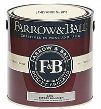 Farrow & Ball Estate Emulsion 2,5 Liter - JAMES