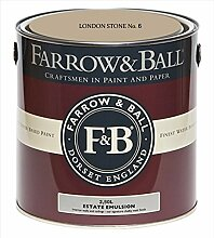 Farrow & Ball Estate Emulsion 2,5 Liter - LONDON