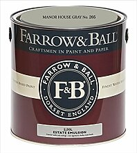 Farrow & Ball Estate Emulsion 2,5 Liter - MANOR