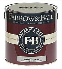 Farrow & Ball Estate Emulsion 2,5 Liter - MANOR
