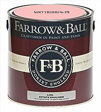 Farrow & Ball Estate Emulsion 2,5 Liter - NANCY´S