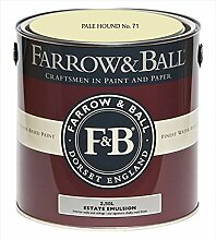 Farrow & Ball Estate Emulsion 2,5 Liter - PALE HOUND No. 71