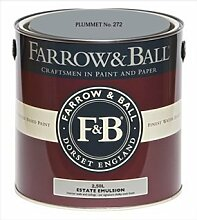 Farrow & Ball Estate Emulsion 2,5 Liter - PLUMMETT No. 272