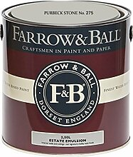 Farrow & Ball Estate Emulsion 2,5 Liter - PURBECK