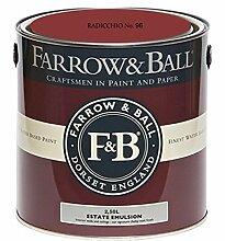 Farrow & Ball Estate Emulsion 2,5 Liter - RADICCHIO No. 96
