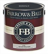 Farrow & Ball Estate Emulsion 2,5 Liter - RAILINGS