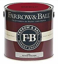 Farrow & Ball Estate Emulsion 2,5 Liter - RECTORY