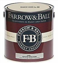 Farrow & Ball Estate Emulsion 2,5 Liter - SHADOW