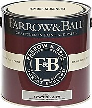 Farrow & Ball Estate Emulsion 2,5 Liter - SKIMMING STONE No. 241