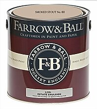 Farrow & Ball Estate Emulsion 2,5 Liter - SMOKED TROUT No. 60